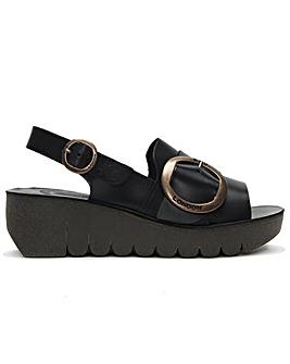 Fly London Yidi Sling Back Sandals