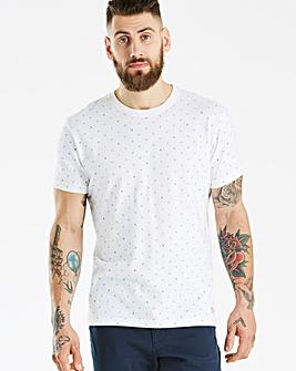 Fenchurch Peater Print T-Shirt L