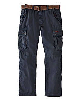 Joe Browns Stuck In Belted Cargo Pant 33