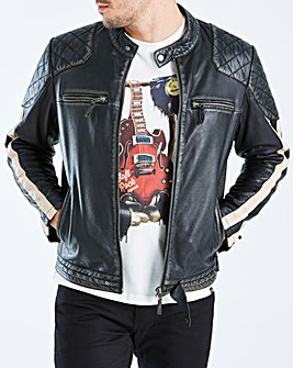 Joe Browns Road Holder Leather Jacket