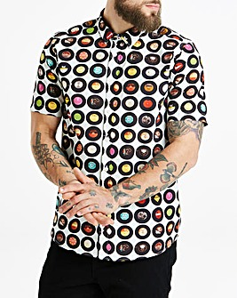 Joe Browns Vintage Vinyl Shirt Long