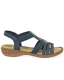 Rieker Nissi Womens Casual Sandals