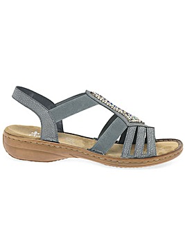 Rieker Cener Standard Fit Sandals