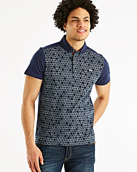 Bewley & Ritch Navy Polo R