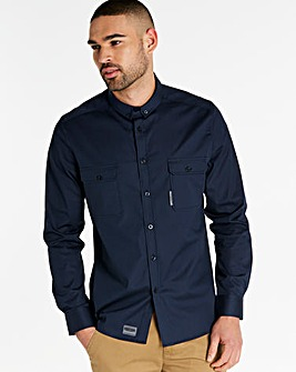 Voi Mason Utility Shirt Long
