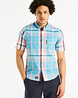 Voi Carnival Check Shirt Long