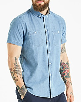 Voi Leto Chambray Shirt Regular