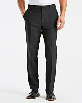 Burton London Tapered Mini Check Trouser
