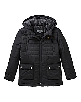 VOI Boys Hooded Coat