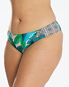 Simply Yours Low Rise Bikini Bottoms