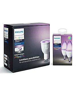 Philips Hue GU10 Starter Kit