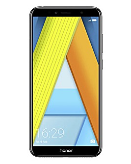 Honor 7a Smartphone Black