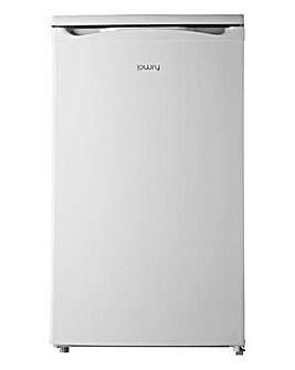 Lowry LUCFZ50W Under Counter 50cm Wide Freestanding Freezer White