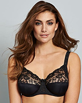 Fantasie Helena Full Cup Black Bra