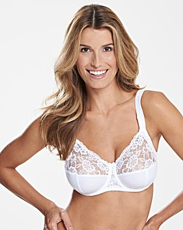 Fantasie Helena Full Cup Wired White Bra