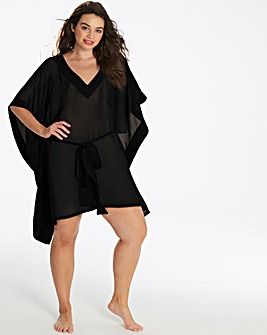 Black Beach Kaftan
