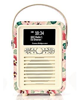 VQ Mini Radio & Speaker Pink Pansy