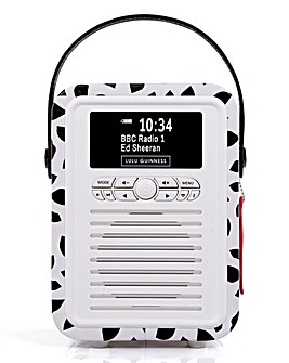 VQ Retro Lulu Guinness Radio & Speaker