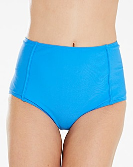 Simply Yours Blue High Waist Bottom