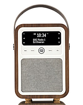 VQ Monty Radio & Bluetooth Speaker