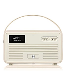 VQ Radio, Apple Dock + Bluetooth Cream