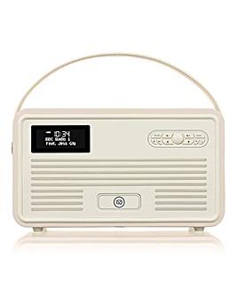 VQ Radio, Apple Dock + Bluetooth Cream