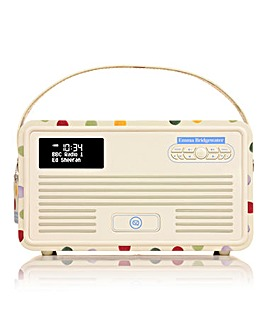 VQ Radio Apple Dock + Bluetooth Polka