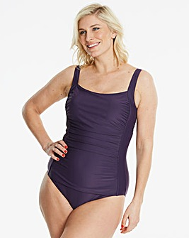 Magisculpt TummyTuck Blackberry Swimsuit
