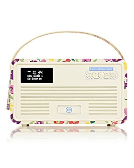 VQ Retro Radio Apple Dock + Bluetooth