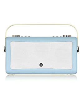VQ Hepburn Radio with Bluetooth Blue