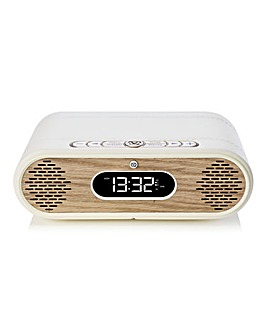 VQ Radio + Bluetooth Cream Leather