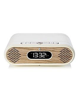 VQ Radio + Bluetooth Cream Leather