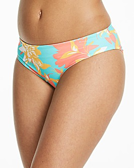 Simply Yours Bikini Ruche Detail Brief