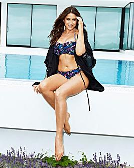 Simply Yours Macrame Bandeau Bikini Top