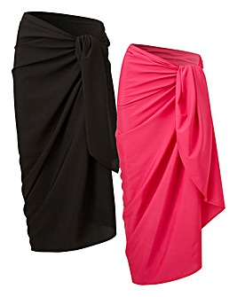 Value 2 Pack Sarongs