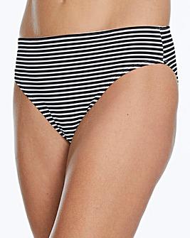 Dalmatian Print Basic Bikini Brief