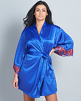 Figleaves Curve The Intensa Blue/Red Robe