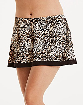 Beach to Beach Bikini Skort