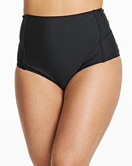 Simply Yours Black Bikini Bottoms