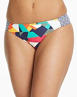 Simply Yours Low Rise Bikini Bottoms