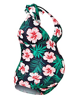 Simply Yours Floral Maternity Swimsuit
