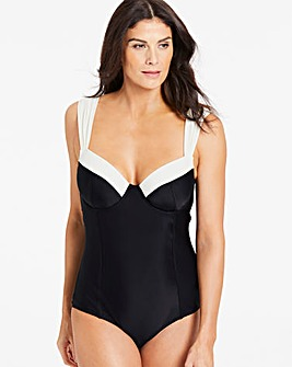 Magisculpt Underwired Shaping Swimsuit