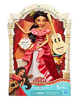 Disney My Time Singing Elena of Avalor