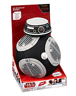 Star Wars Episode VIII:Talking Plush 12inch First Order BB Unit