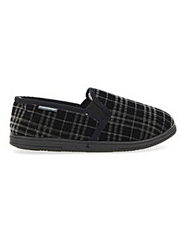 Dunlop Checked Slipper