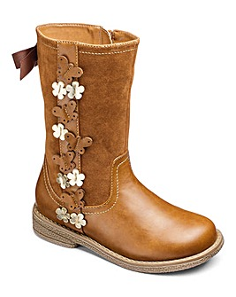 TKD Girls Butterfly Boots