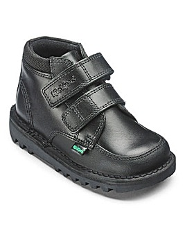 Kickers Kick Scuff Hi Shoes