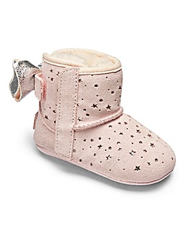 UGG Jesse Bow Star Girl Booties