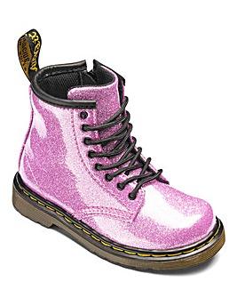 Dr Martens 1460 Glitter Infant Boots