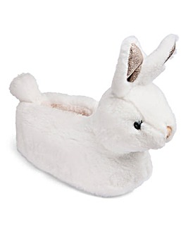 Girls Bunny Slippers